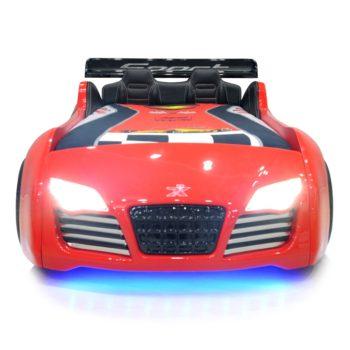 Объемная кровать машина Audi RS Tuning