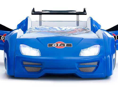 Porsche GT-1 II blue 3