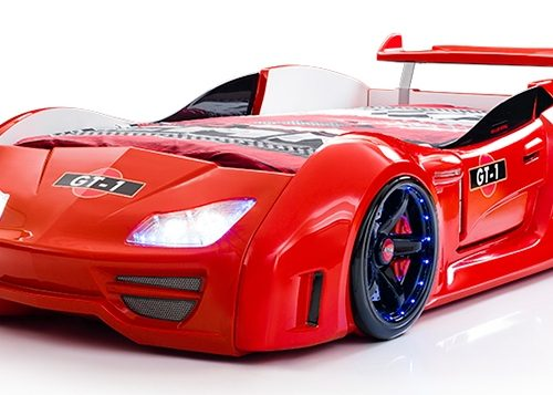 Porsche GT-1 II red 1
