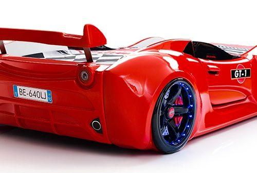 Porsche GT-1 II red 2