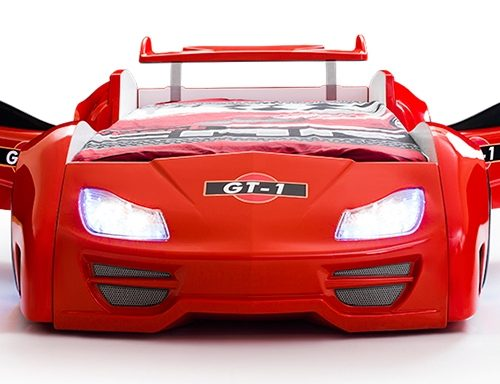 Porsche GT-1 II red 3