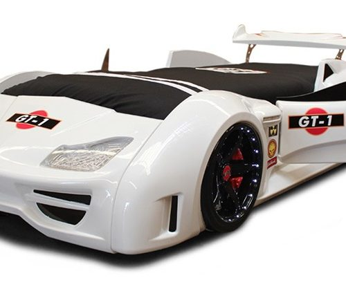 Porsche GT-1 II white 1