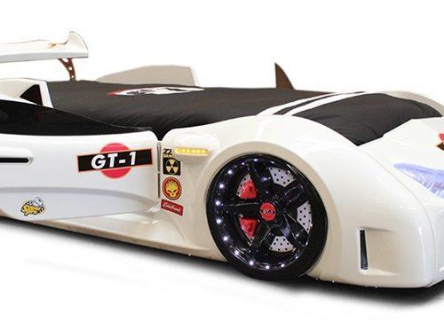 Porsche GT-1 II white 2