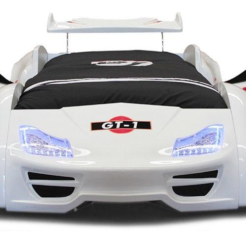 Porsche GT-1 II white 3