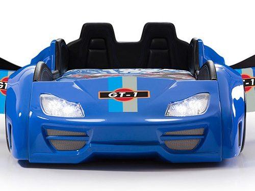 Porsche GT-1 blue 3