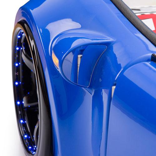 Porsche GT-1 blue 5