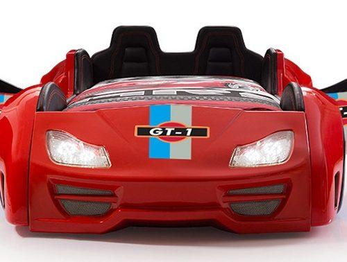 Porsche GT-1 red 3