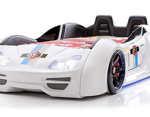 Porsche GT-1 white 1n