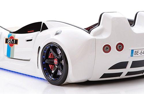 Porsche GT-1 white 2