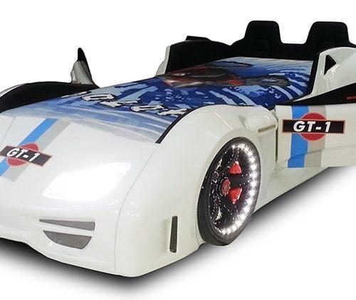 Porsche GT-1 white 3