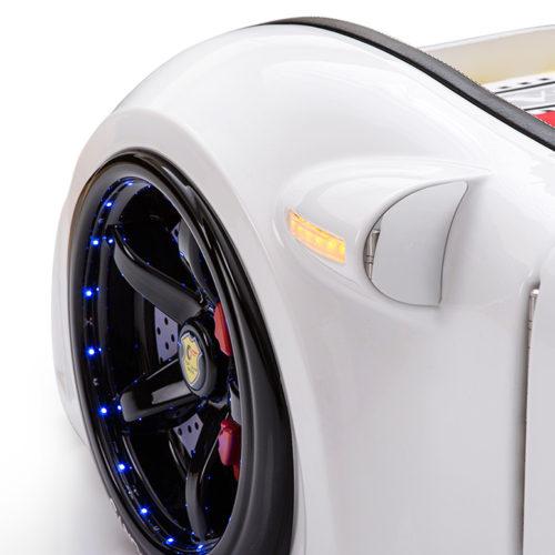 Porsche GT-1 white 5