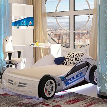 Кровать машина Policeman