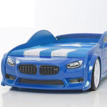 Кровать машина БМВ Эвольюшн (цвета разные)