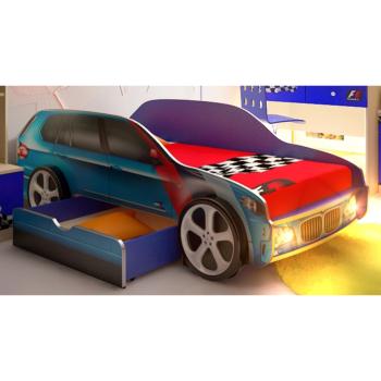 Кровать джип БМВ Х5 (цвета разные)