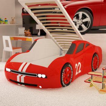 Кроватка машинка Camaro CMR (цвета разные)