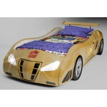 Кровать-машинка для девочки Enzo Gold FK (цвета разные)