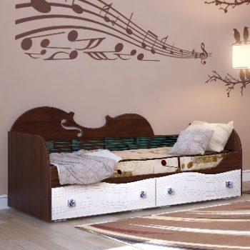 Музыкальная кровать Страдивари