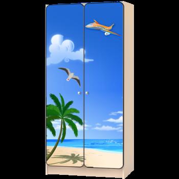 Детский шкаф «Море»