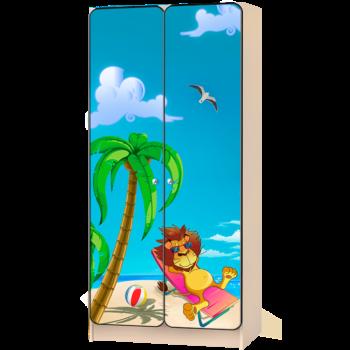 Детский шкаф «Экватор»