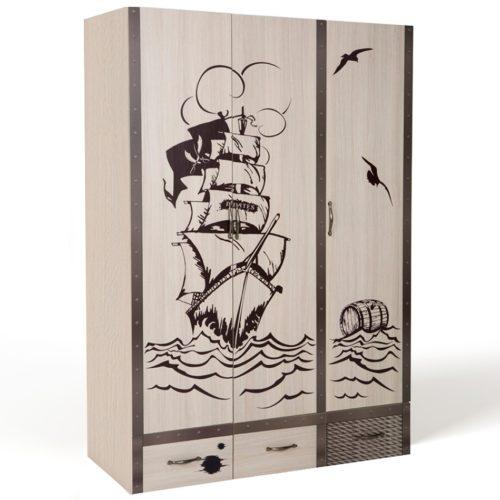 detskiy-shkaf-3-dveri-pirates-1