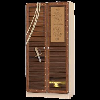Детский шкаф «Корсар»