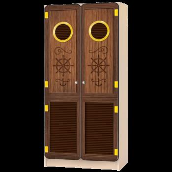 Детский шкаф «Морской»