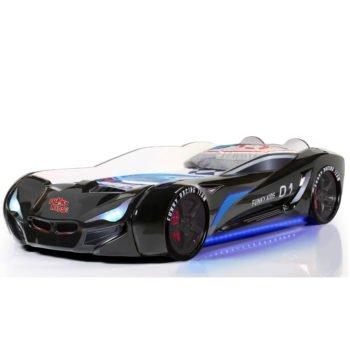 Кровать-машина BMW FK concept мокрый асфальт