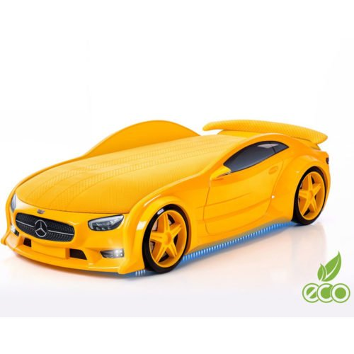 krovatka-mashinka-mersedes-neo-yellow-1