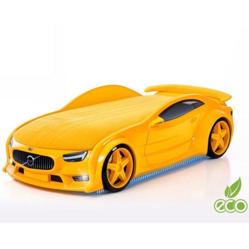 krovatka-mashinka-volvo-neo-yellow-1