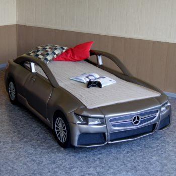 Элитная кровать машина РД Мерседес